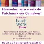2ª Campinas Patchwork  Show