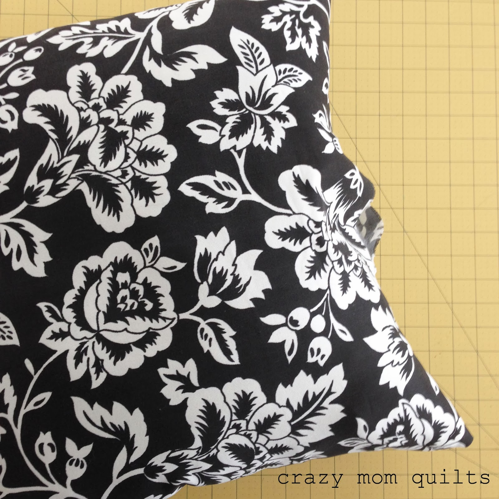 pillow form stuffed