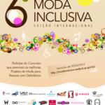 Inscrições abertas para o 6º Moda Inclusiva