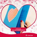 Passo a Passo | Cartão para o Dia dos Namorados