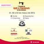 Primeiro Encontro de Quilt e Patchwork – Belo Horizonte