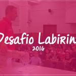 Desafio Labirinto – 2016