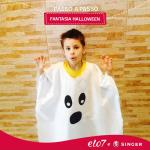 Passo a Passo | Fantasia Halloween