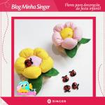 Passo a Passo | Flores para Decoração de Festa Infantil