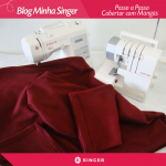 Cobertor com Manga | Passo a Passo