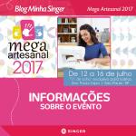 Mega Artesanal 2017 | Informações