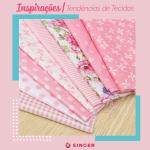 INSPIRAÇÕES | Tendências de Tecidos e Estampas