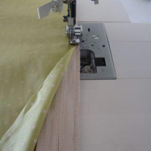 costure o ziper